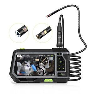 Vividia BD-55100 Dual-Camera Borescope Inspection Camera 5.5mm Diameter Probe