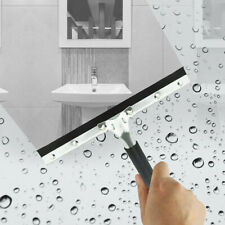 Shower Screen Mirror Window Cleaning Squeegee Blades Cleaner Smear Free N2C