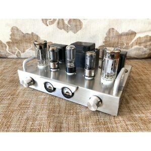 6J8P FU50 Small 300B Spartan F1 Tube Amplifier 8W+8W Finished Power Amplifier