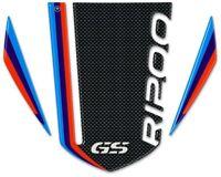 KIT ADESIVI GEL PROTEZIONE RALLY PUNTALE compatibile MOTO BMW GS R1200 2008-2012