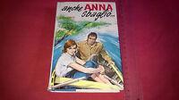 I romanzi della rosa n°17 Ayres ANCHE ANNA SBAGLIO'  Salani (1974)