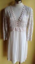 Stella Forest Guipure Lace Dress Size Euro 40