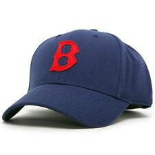 Boston Red Sox 1939 Navy Blue baseball Cooperstown Collection Hat Cap 7 1/8