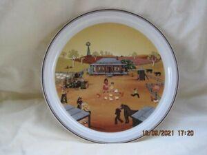 Villeroy & Boch Scenes of Australia No. 4 The Homestead plate