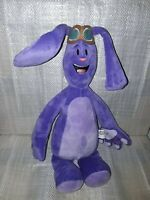 KATE AND MIM MIM talking plush cbeebies kids tv show fully tested  and working