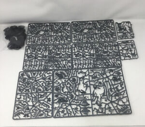 40k Indomitus Necron Half NOS with Bases Free Shipping Includes Instructions