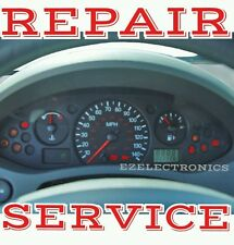 2000 TO 2007  FORD FOCUS Instrument  Cluster  Repair Service