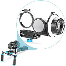 Neewer Follow-Focus CN-90F With Gear Ring Belt for DSLR cameras and Camcorders
