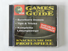 2 CD Games and Guide Spielbare Deomos Tips & Tricks Lösungswege