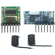 Wireless 433Mhz RF Module Receiver And Transmitter Remote Control Built-in Code