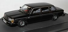 MATRIX SCALE MODELS 12106-022, VOLVO 264TE LIMOUSINE, 1978, BLACK
