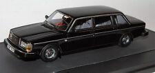 MATRIX SCALE MODELS 12106-022, VOLVO 264TE LIMOUSINE, 1978, BLACK, 1:43 SCALE