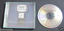 ALEJANDRO ESCOVEDO 'WITH THESE HANDS' 1996 ADVANCE CD