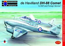 kovozavody PROSTEJOV 1/72 De Havilland dh-88 Cometa RAF & SERVICIO EXTERIOR #72