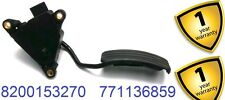 Genuine/originale Renault Megane II Sensore pedale acceleratore 2002+ 8200153270