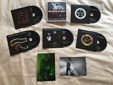 Sisters Of Mercy CD Boxset W/ Autographs Ghost BC Prequelle