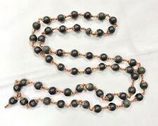 Shaligram Mala Mala Hindu Japa Meditation Yoga Necklace Rosary 54pc