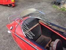Messerschmitt KR201 Roadster cabriolet hood scissor frame, complete with extras