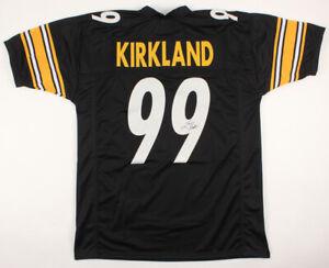 Levon Kirkland Signed Jersey TSE