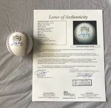 John Lackey Signed Autographed Official 2016 World Series Baseball Cubs JSA LOA