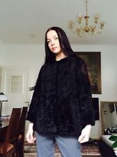 SALE  Breitschwanz Persianer Pelzmantel Pelz fur coat  шуба