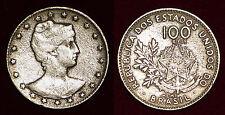 BRAZIL Brasil Brésil 100 reis 1901