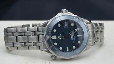 Omega Seamaster Dvier 300M 36MM 2561.80.00 with ORIGINAL PAPERS!