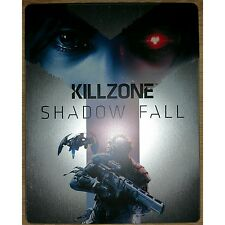 KILLZONE SHADOW FALL(PS4) - SteelBook Edition - Excellent - 1st Class Delivery