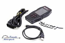 Unlocked SCT X4 #7015 tuner programmer for Ford with preloaded SCT tunes