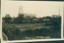 More details for blythburgh church real photo f jenkins of southwold distance photo