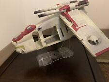 Acrylic Display Stand For Hasbro Star Wars Republic Gunship Clone Transport