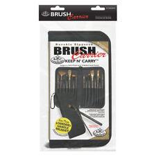 Royal & Langnickel Keep 'n' Carry Brush Zip Case & FREE Set of 7  Paintbrushes