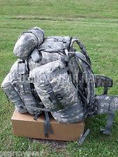 NEW Us Army Molle 2 SDS ACU Ruck Sack 3D Assault Back Pack System Bug Out GI Set