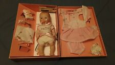 Danbury Mint Tiny Tears Doll And Accessories, 1999, Nrfb