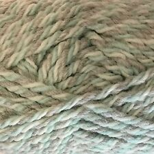 10 x 50g Balls - Patons Inca 14ply 70% Wool-Alpaca - Arctic #7057 - $67.50