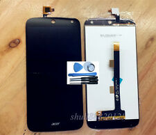 original Black For Acer Liquid Z630 5.5'' Touch screen + LCD Display assembly