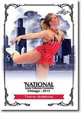 TONYA HARDING - 2013 Leaf National Convention PROMO  USA Olympic Skating Card