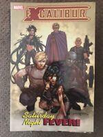 Excalibur Volume 2 TPB Forging Saturday Night Fever Chris Claremont Magneto