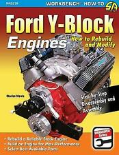 Ford Y-Block Engines: How to Rebuild and Modify by Charles Morris (Paperback, 2014)