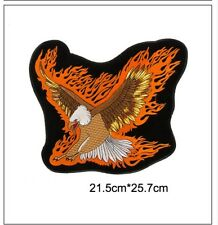 GRAND ECUSSON PATCH THERMOCOLLANT AIGLE 21.5CMS 25.7CMS bd86c1c6d10