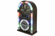 Roadhouse Mini Jukebox With Bluetooth CD Player and FM Radio