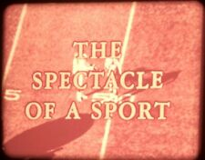 16mm Film - Spectacle of a Sport - 1st Super Bowl Highlights - Packers vs.Chiefs