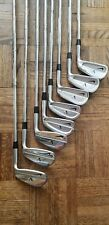 Nike VR Forged Pro Combo 3-PW Iron Set - DG S300 Stiff flex Steel Irons Used RH
