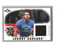 WWE Johnny Gargano NXT 2017 Topps Heritage Event Used Mat Relic Card SN 8 of 25