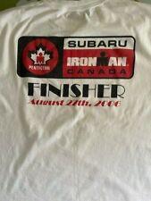 Ironman Canada 2006 Triathlon Finisher T-shirt - Men's L