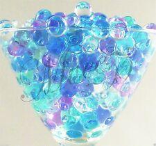 400 Water Beads Crystal Bio Soil GEL Ball Wedding Vase Vase Filler Party Multi
