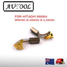 Carbon Brushes For HITACHI 999054 14.4V 18V battery tool  DV14DMR DV14DSL DV18D