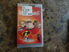 Brand New Sealed The Incredibles [Umd for Psp] Sealed Disney Pixar