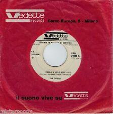 """THE DOORS Hello, I Love You  7"""" 45rpm Promo JB 1968 ITALY MINT-"""