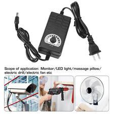 Universal AC/DC Power Adapter 100-240V to 1-24V for Motor Speed Controller 48W